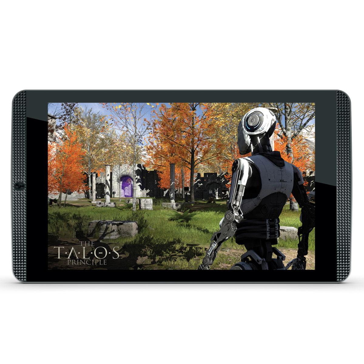 "Tablette tactile NVIDIA SHIELD Tablet K1 8"" 16 Go Noir Tablette Internet - NVIDIA Tegra K1 2.2 GHz Quad-Core - 2 Go 16 Go 8"" tactile Wi-Fi/Bluetooth/Webcam Android 5.0"