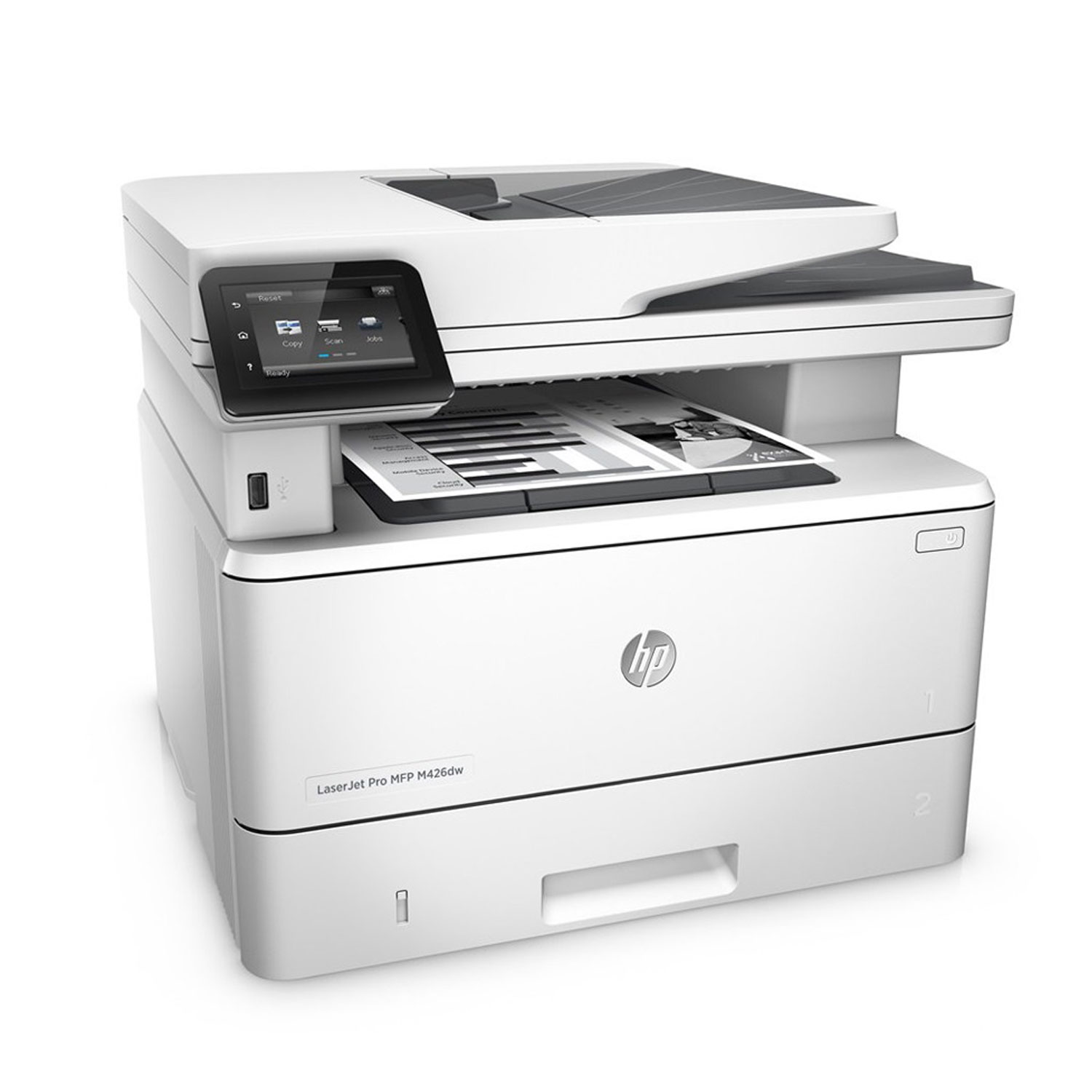 hp laserjet pro 400 m426dw imprimante multifonction hp sur. Black Bedroom Furniture Sets. Home Design Ideas