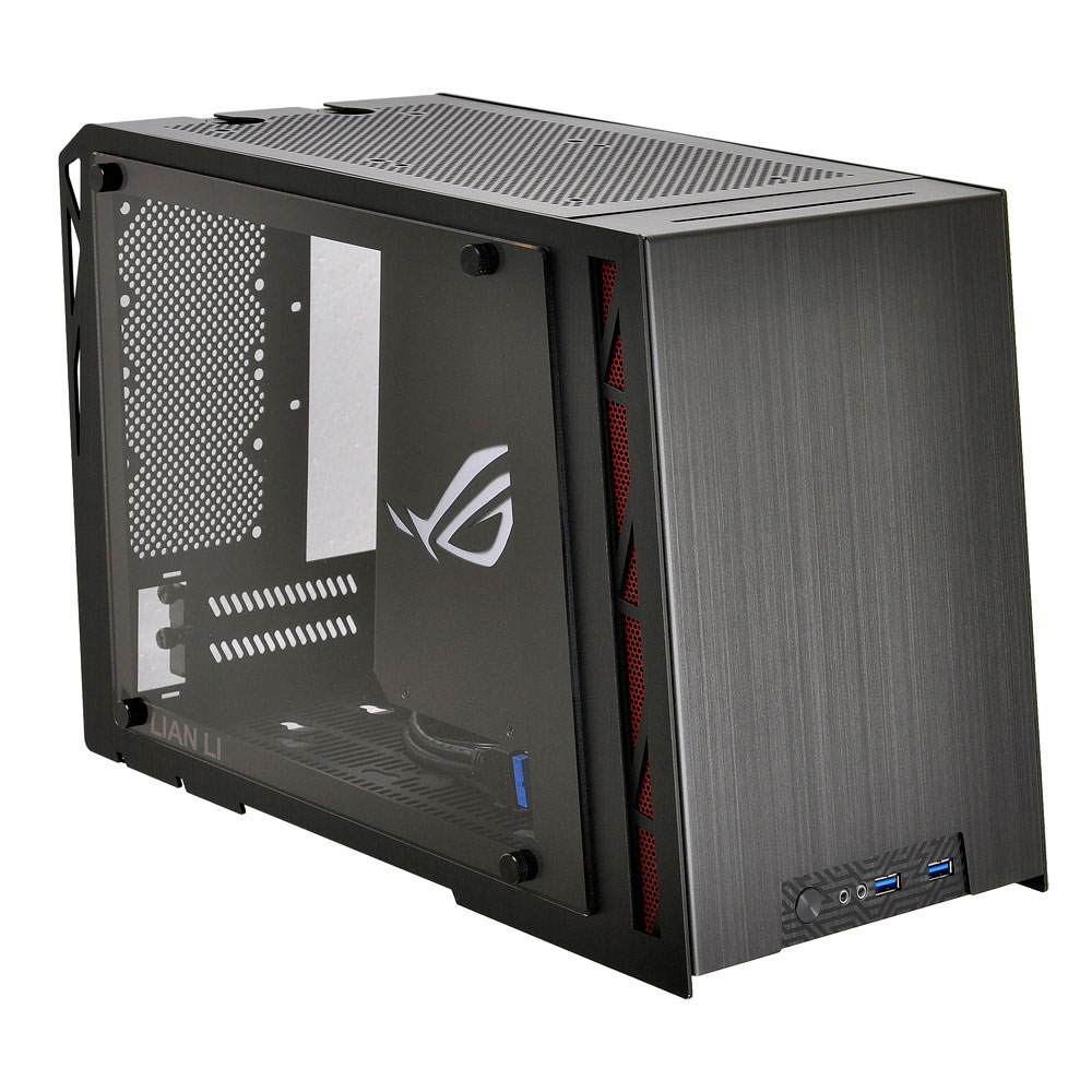 Lian Li Pc Q17 Rog Republic Of Gamers Limited Edition