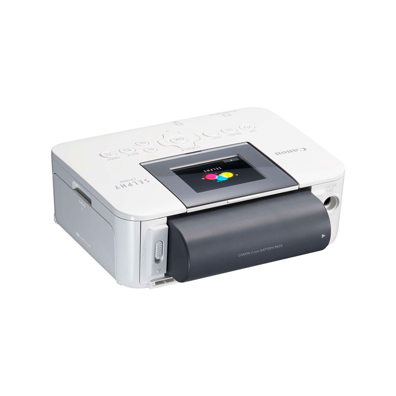 canon selphy cp1000 blanche imprimante jet d 39 encre canon. Black Bedroom Furniture Sets. Home Design Ideas