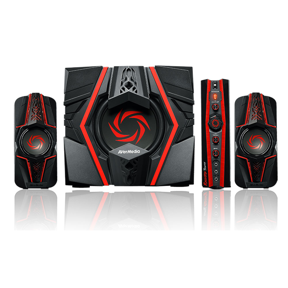 avermedia ballista trinity enceinte pc avermedia technologies sur. Black Bedroom Furniture Sets. Home Design Ideas