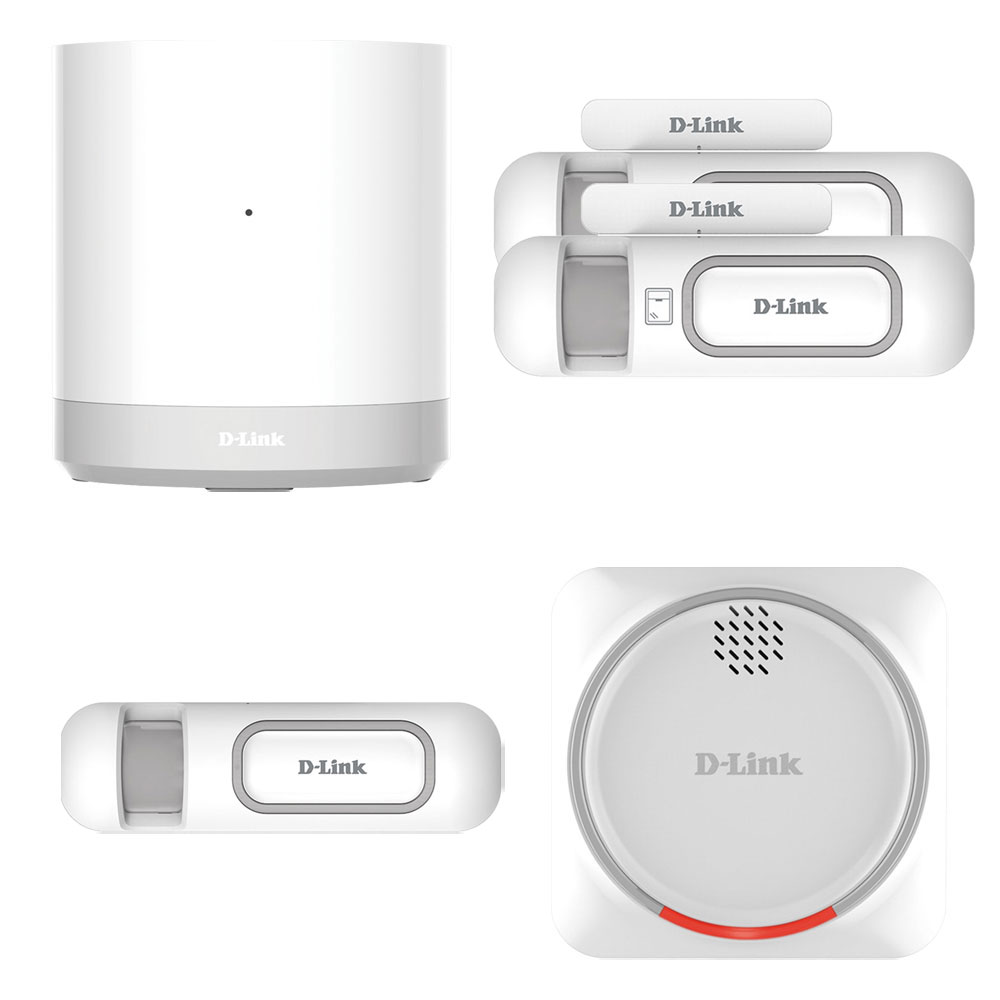 alarme maison non connectée