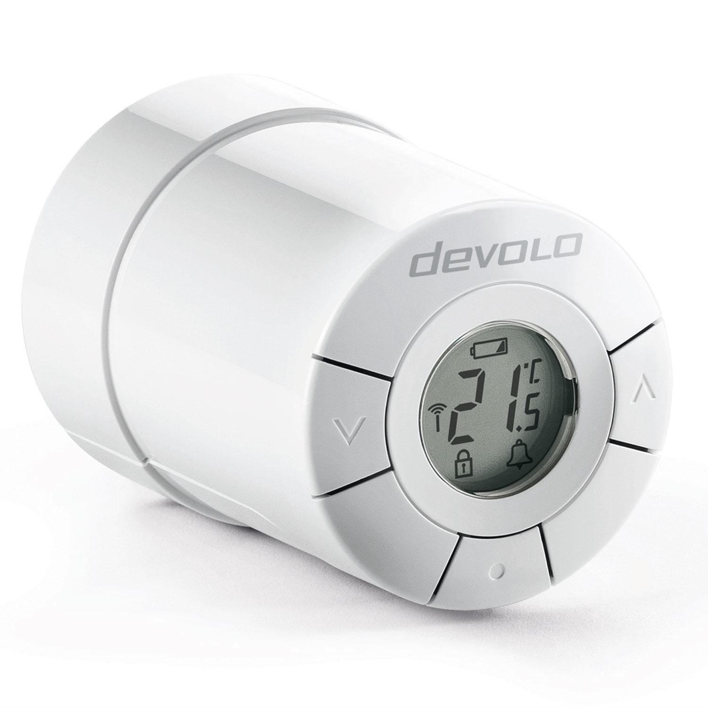 devolo home control thermostat de radiateur d tecteurs et capteurs devolo ag sur. Black Bedroom Furniture Sets. Home Design Ideas
