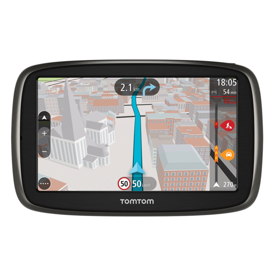 tomtom go 61 gps tomtom sur. Black Bedroom Furniture Sets. Home Design Ideas
