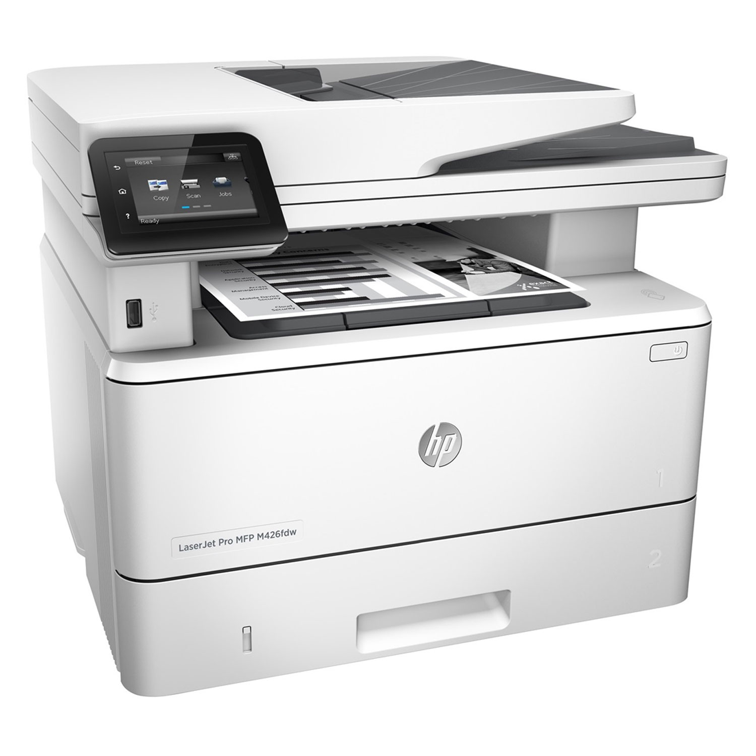 hp laserjet pro 400 m426fdw imprimante multifonction hp sur. Black Bedroom Furniture Sets. Home Design Ideas