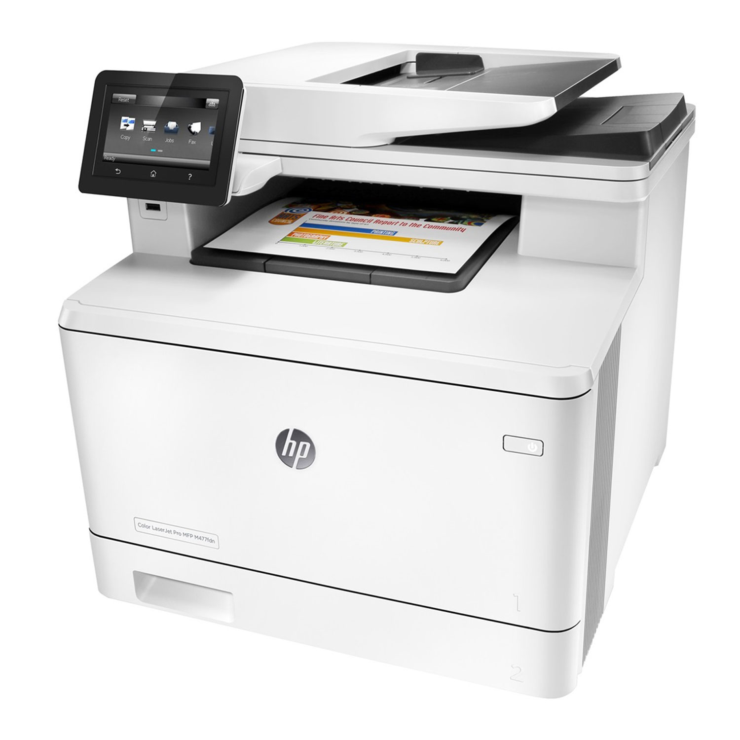 hp color laserjet pro mfp m477fdn imprimante multifonction hp sur. Black Bedroom Furniture Sets. Home Design Ideas