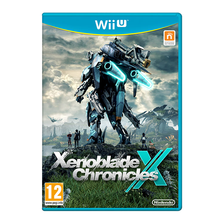 LDLC.com Xenoblade Chronicles X ( Wii U) Xenoblade Chronicles X ( Wii U)