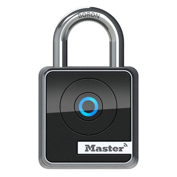 Accessoires divers smartphone Master Lock Bluetooth Smart Intérieur Cadenas connecté intérieur 4400 Bluetooth Smart