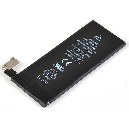 apple batterie originale iphone 4 version bulk batterie t l phone apple sur. Black Bedroom Furniture Sets. Home Design Ideas
