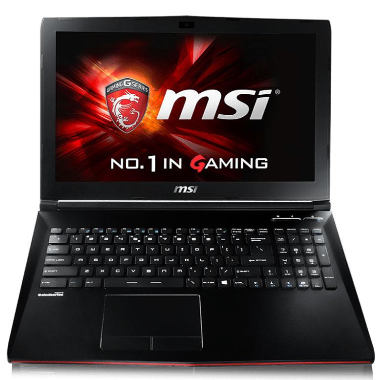 MSI GP62-6QE-260XFR Leopard Pro - PC portable MSI sur LDLC.com
