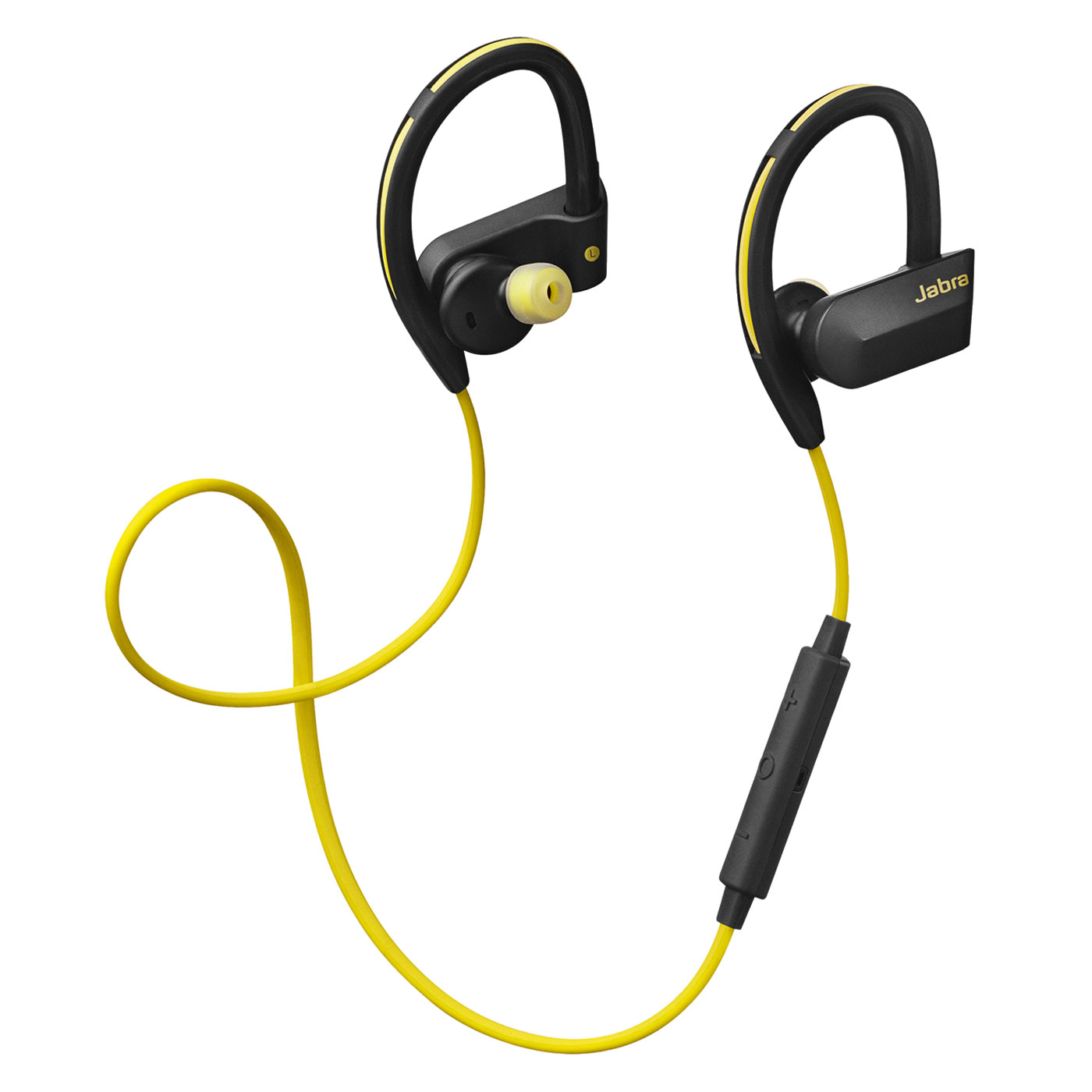 jabra sport pace jaune casque jabra sur. Black Bedroom Furniture Sets. Home Design Ideas
