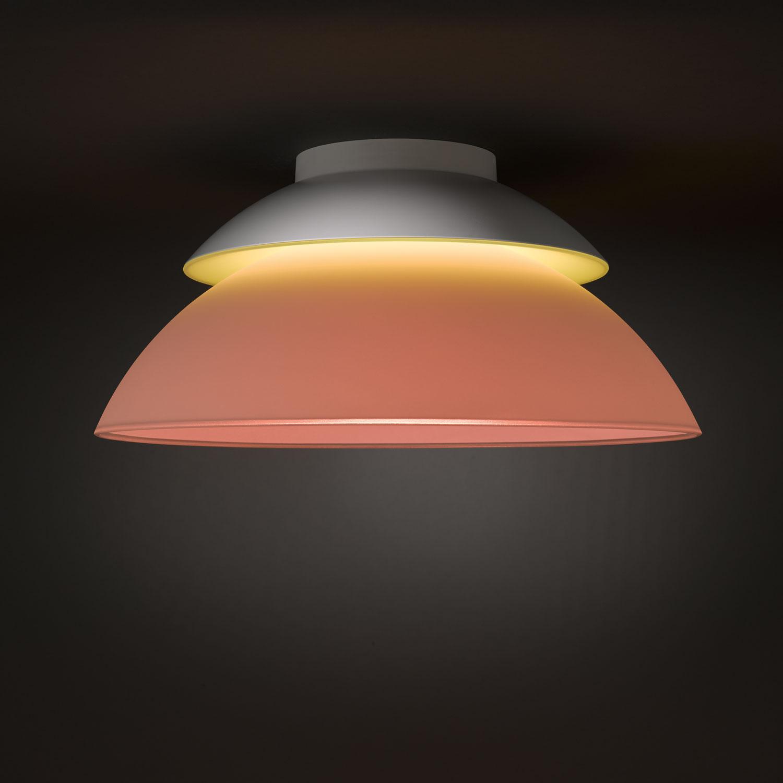 philips hue beyond plafonnier ampoule connect e philips sur. Black Bedroom Furniture Sets. Home Design Ideas