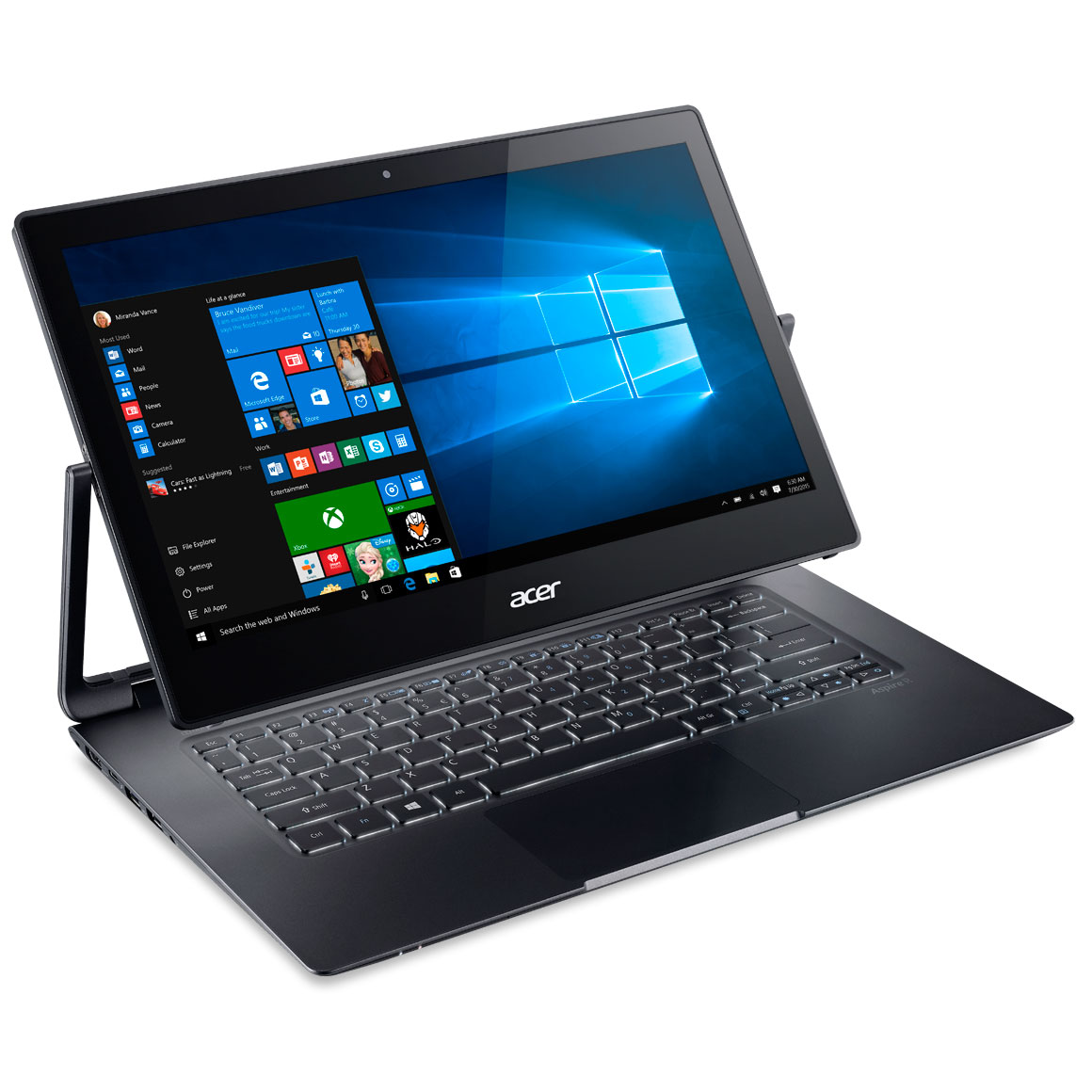acer aspire r13 r7 372t 702h pc portable acer sur. Black Bedroom Furniture Sets. Home Design Ideas