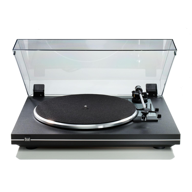 dual cs 435 1 noir platine vinyle dual sur. Black Bedroom Furniture Sets. Home Design Ideas