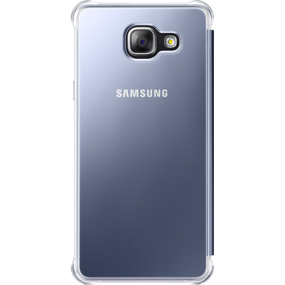 Coque samsung galaxy a5 2016 pas cher page 1 - Samsung Clear View Cover Noir Samsung Galaxy A5 2016 Etui T L Phone Samsung Sur Ldlc