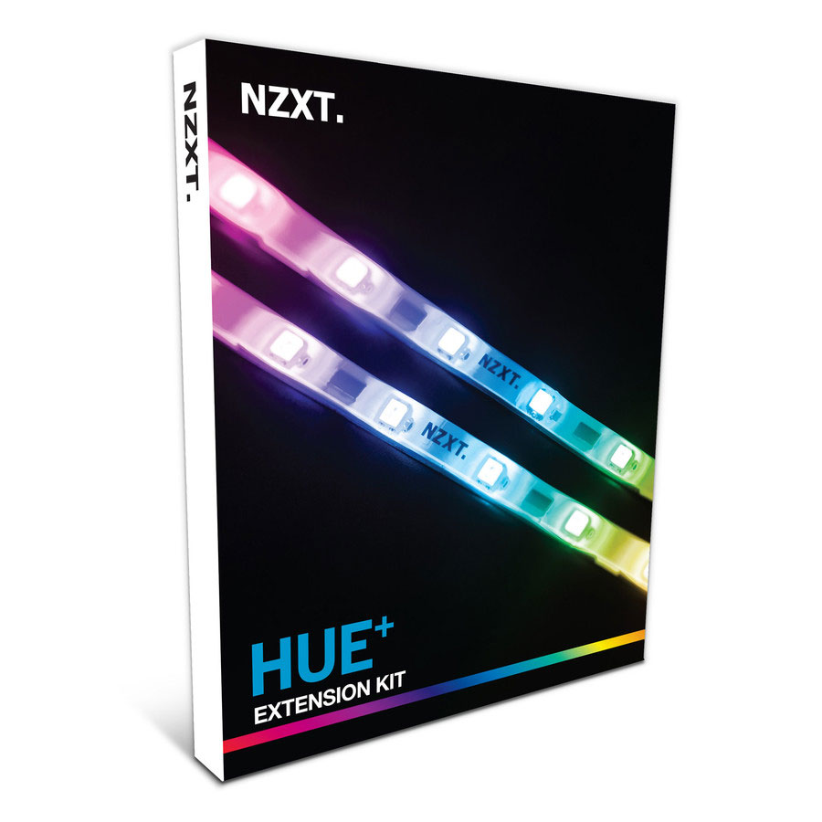 nzxt hue extension kit n on pc nzxt sur. Black Bedroom Furniture Sets. Home Design Ideas