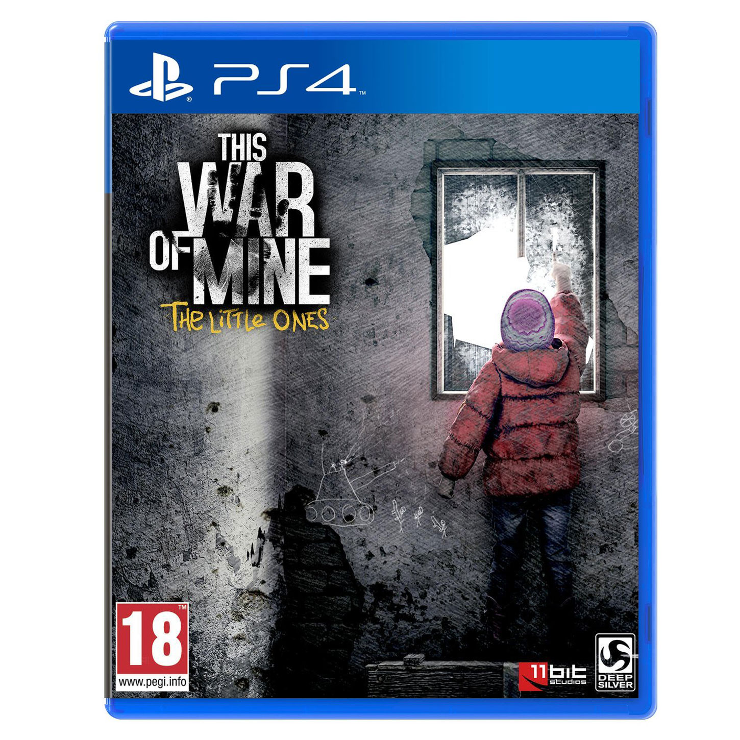 Jeux PS4 This War of Mine : The Little Ones (PS4) This War of Mine : The Little Ones (PS4)
