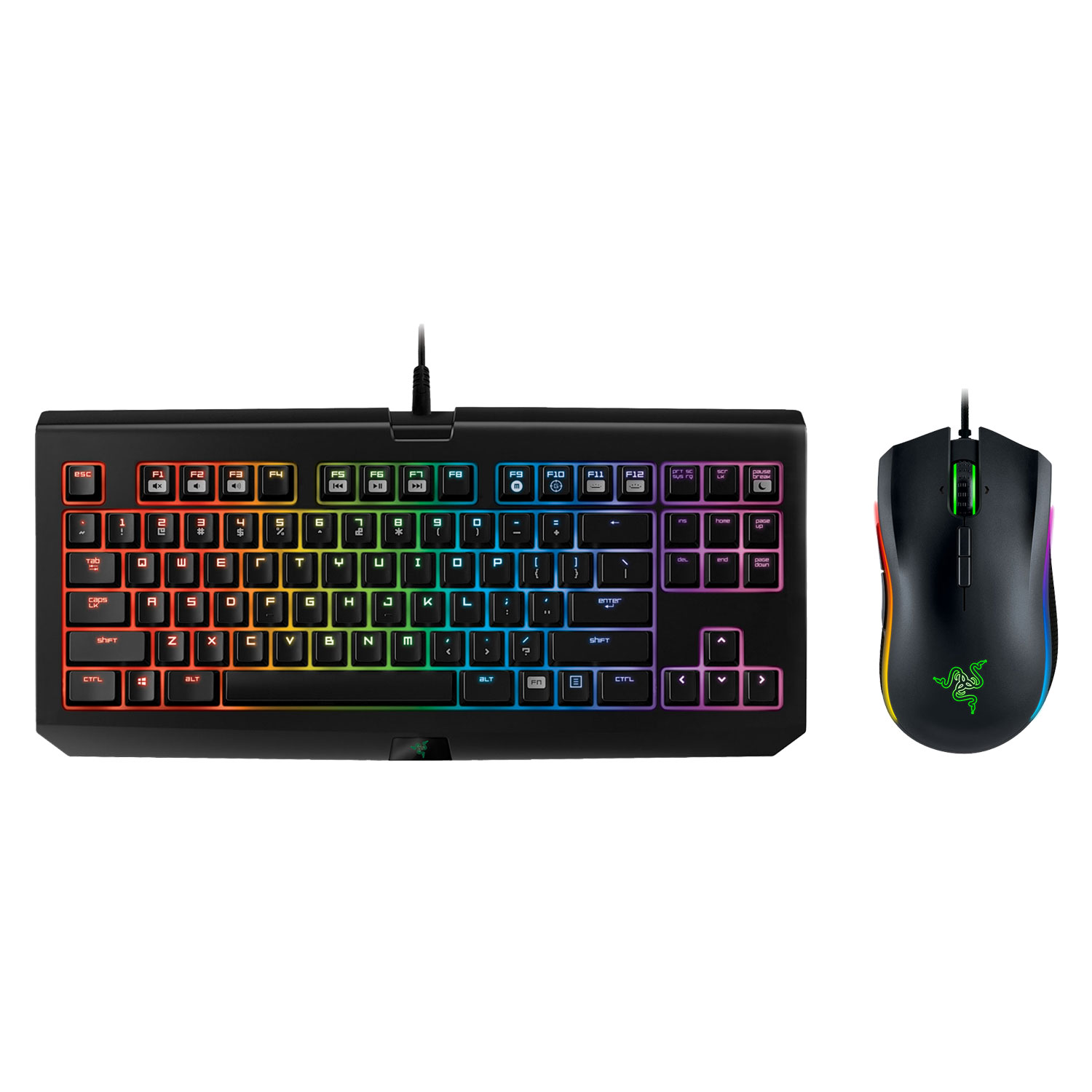 razer chroma duo gaming pack tournament edition. Black Bedroom Furniture Sets. Home Design Ideas