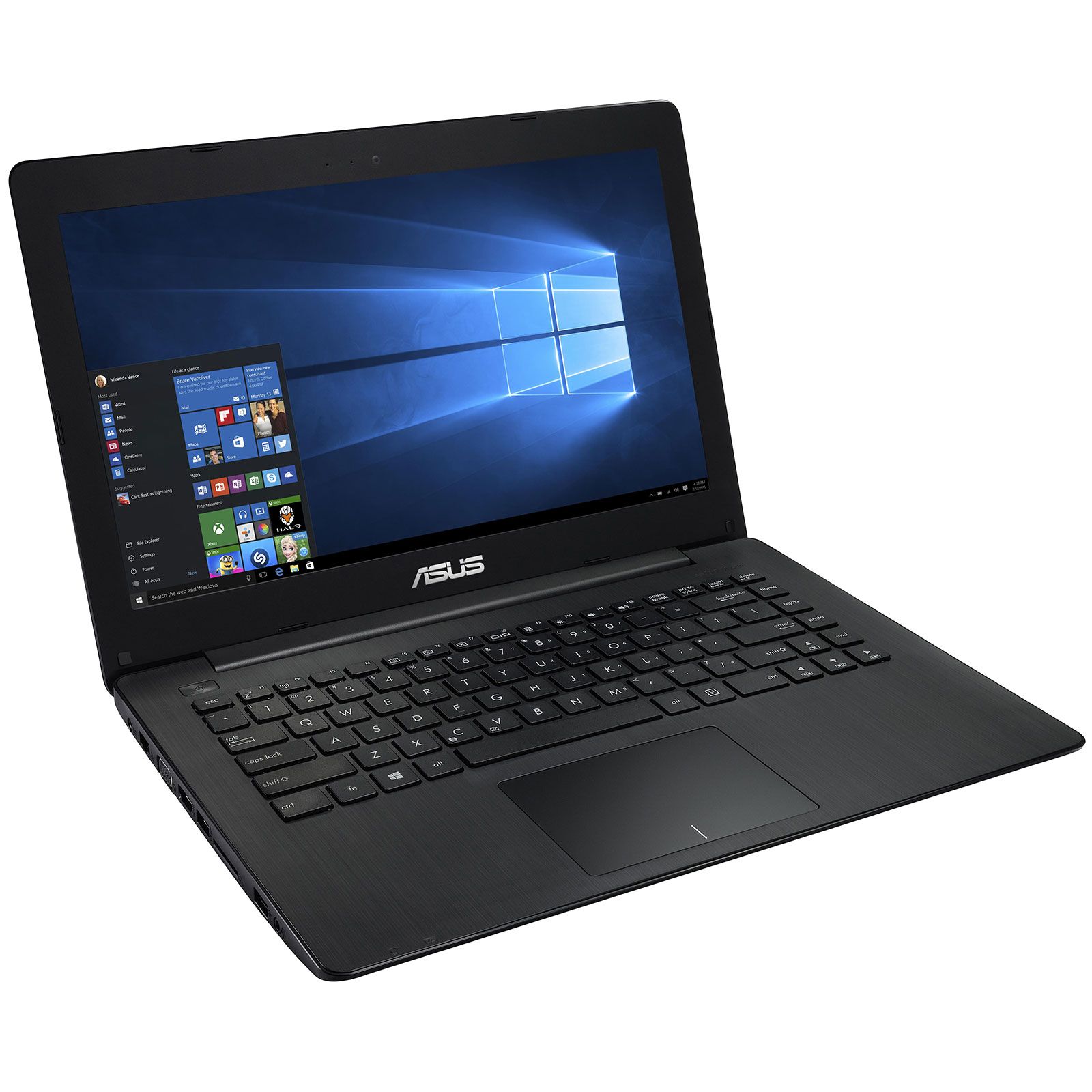 asus x453sa wx080t noir pc portable asus sur. Black Bedroom Furniture Sets. Home Design Ideas