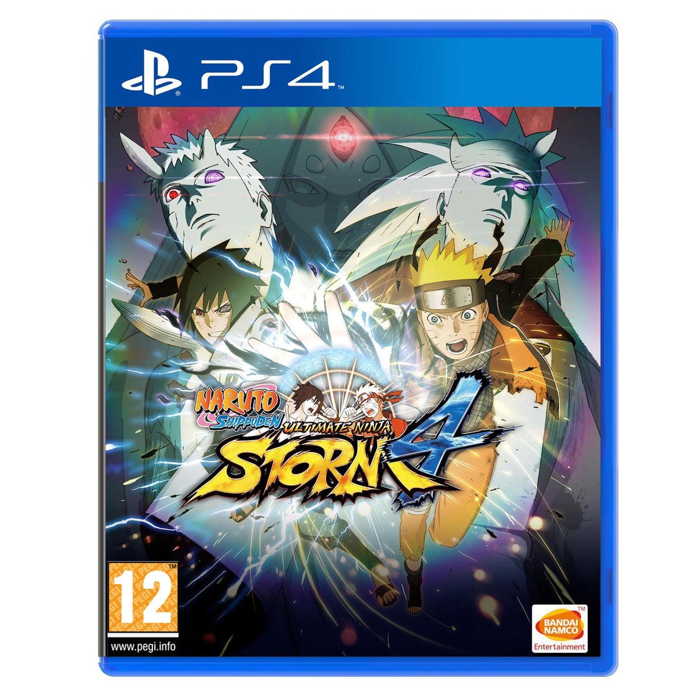 Jeux PS4 Naruto Shippuden : Ultimate Ninja Storm 4 (PS4) Naruto Shippuden : Ultimate Ninja Storm 4 (PS4)