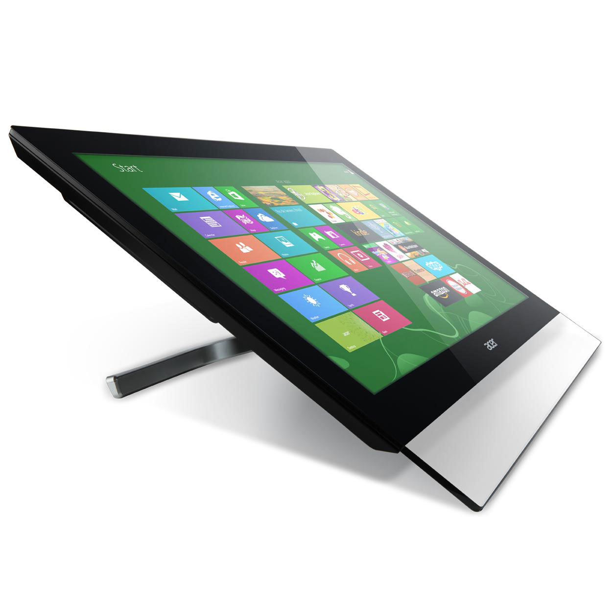 Acer 23 led tactile t232hlabmjjz touch ecran pc acer for Moniteur pc dalle ips