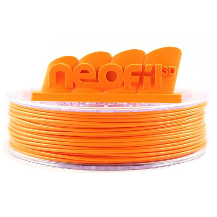 Filament 3D Neofil3D Bobine ABS 1.75mm 750g - Orange Bobine 1.75mm pour imprimante 3D