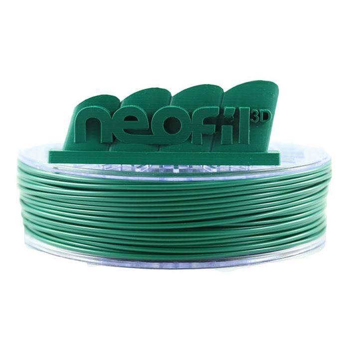 Filament 3D Neofil3D Bobine ABS 2.85mm 750g - Vert foncé Bobine 2.85mm pour imprimante 3D