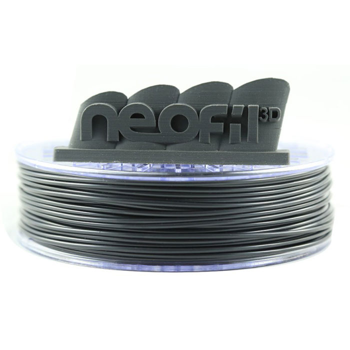 Filament 3D Neofil3D Bobine ABS 2.85mm 750g - Gris Bobine 2.85mm pour imprimante 3D
