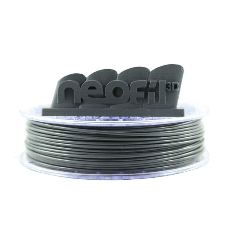 Filament 3D Neofil3D Bobine PLA 1.75mm 750g - Gris Bobine 1.75mm pour imprimante 3D