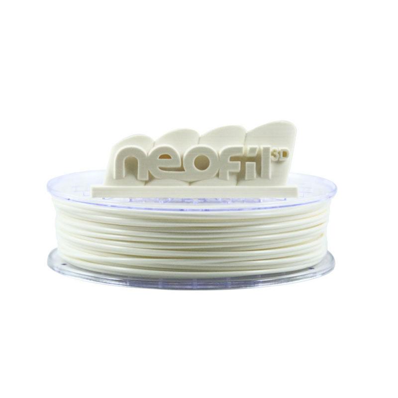 Filament 3D Neofil3D Bobine PLA 1.75mm 750g - Blanc Bobine 1.75mm pour imprimante 3D
