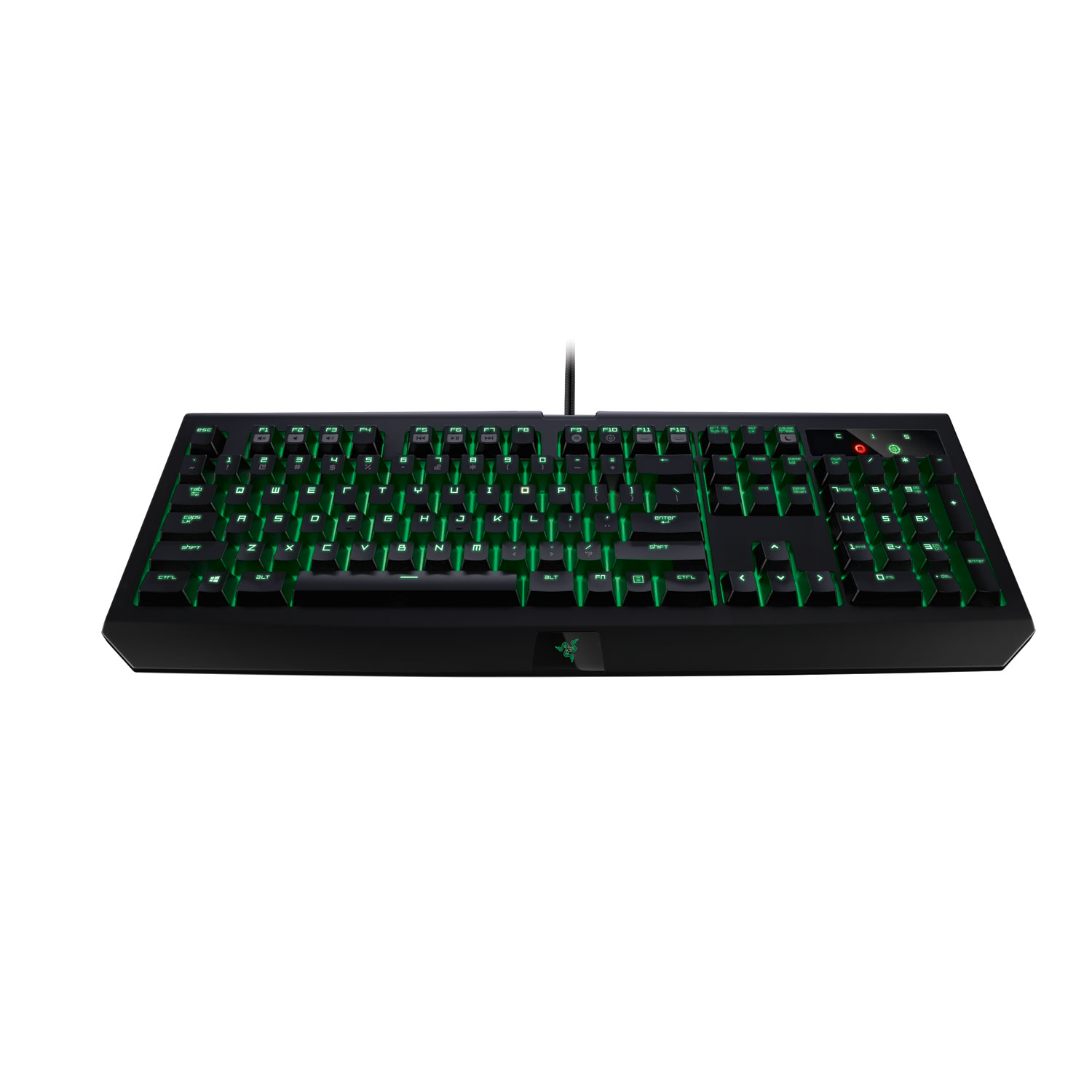 razer blackwidow ultimate 2016 clavier pc razer sur. Black Bedroom Furniture Sets. Home Design Ideas