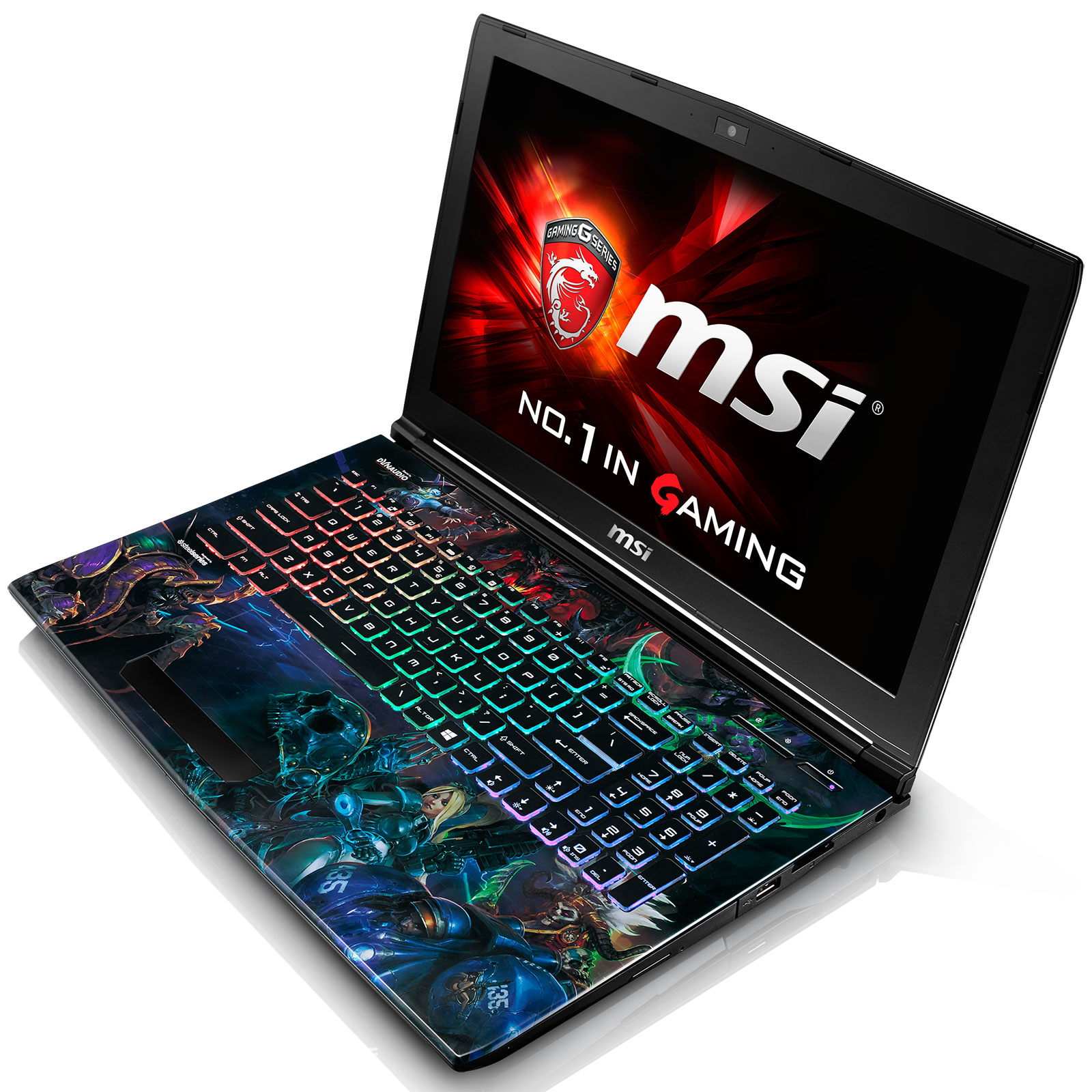 msi ge62 6qd 452fr apache pro heroes of the storm pc portable msi sur. Black Bedroom Furniture Sets. Home Design Ideas
