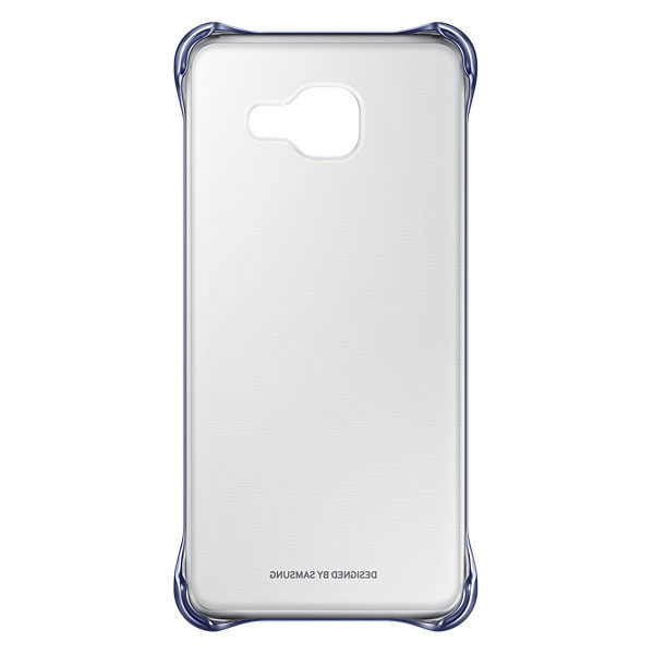 Samsung Clear Cover Argent Samsung Galaxy A3 2016