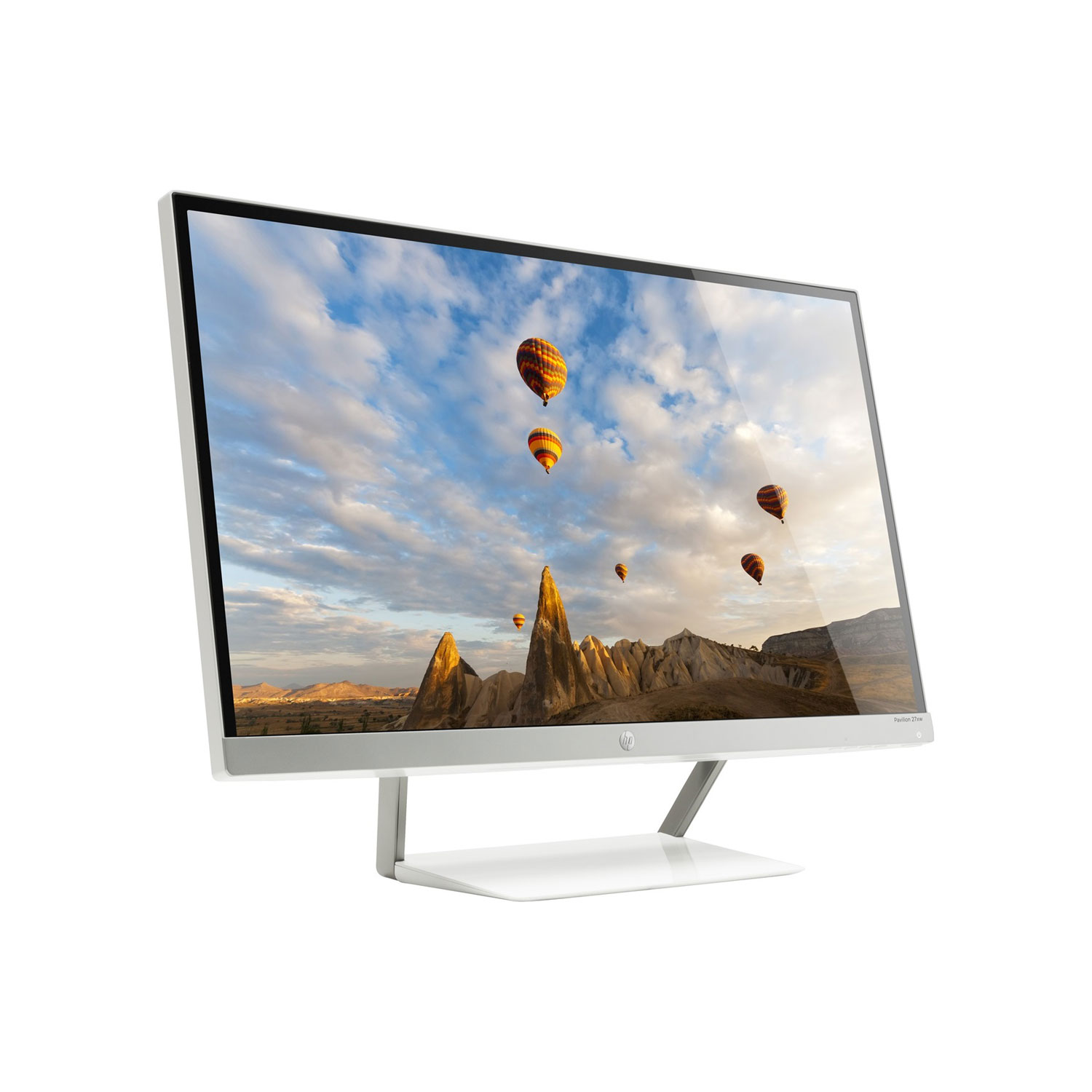 Hp 27 led pavilion 27xw ecran pc hp sur for Ecran pc large
