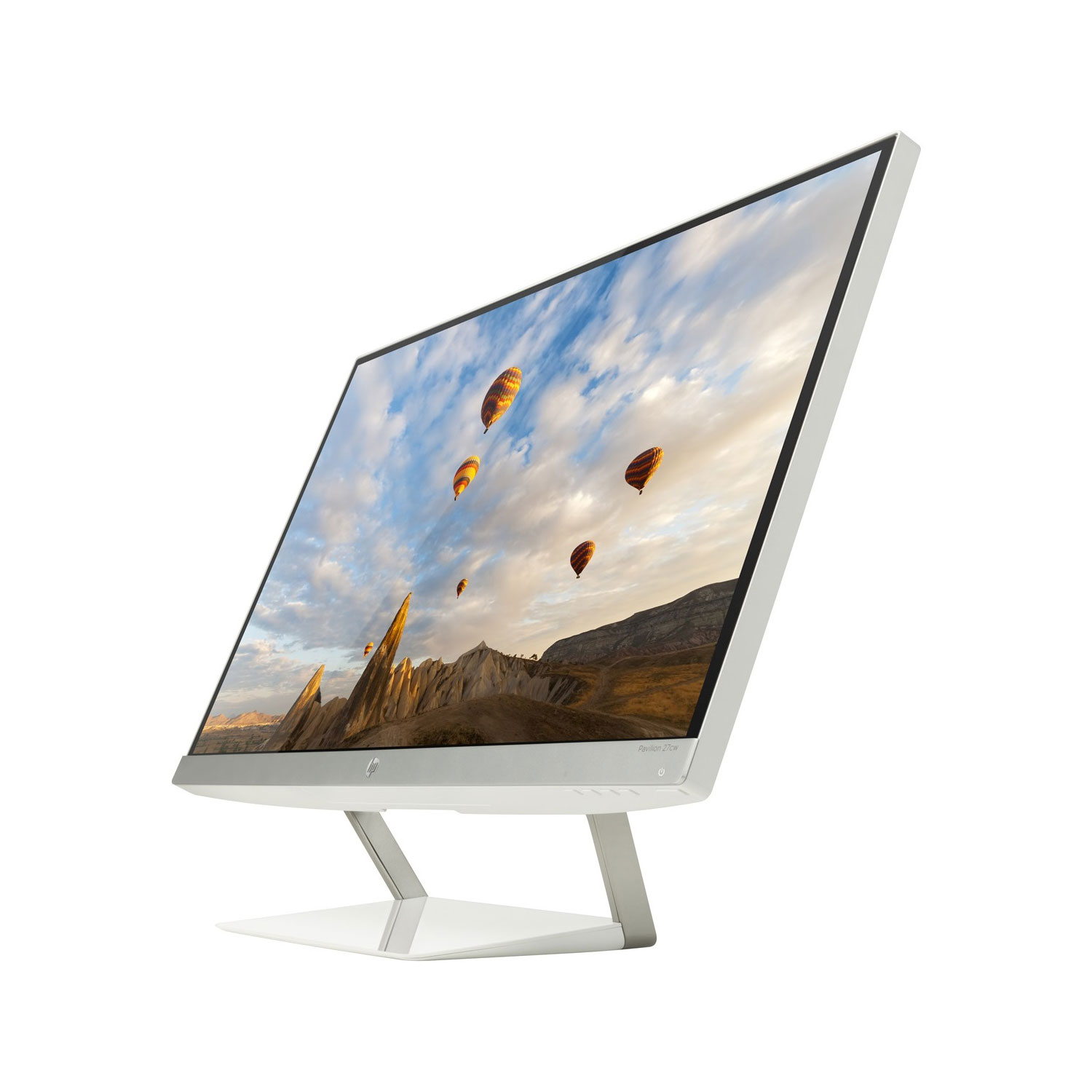 Hp 27 led pavilion 27xw ecran pc hp sur for Dalle ips 27 pouces