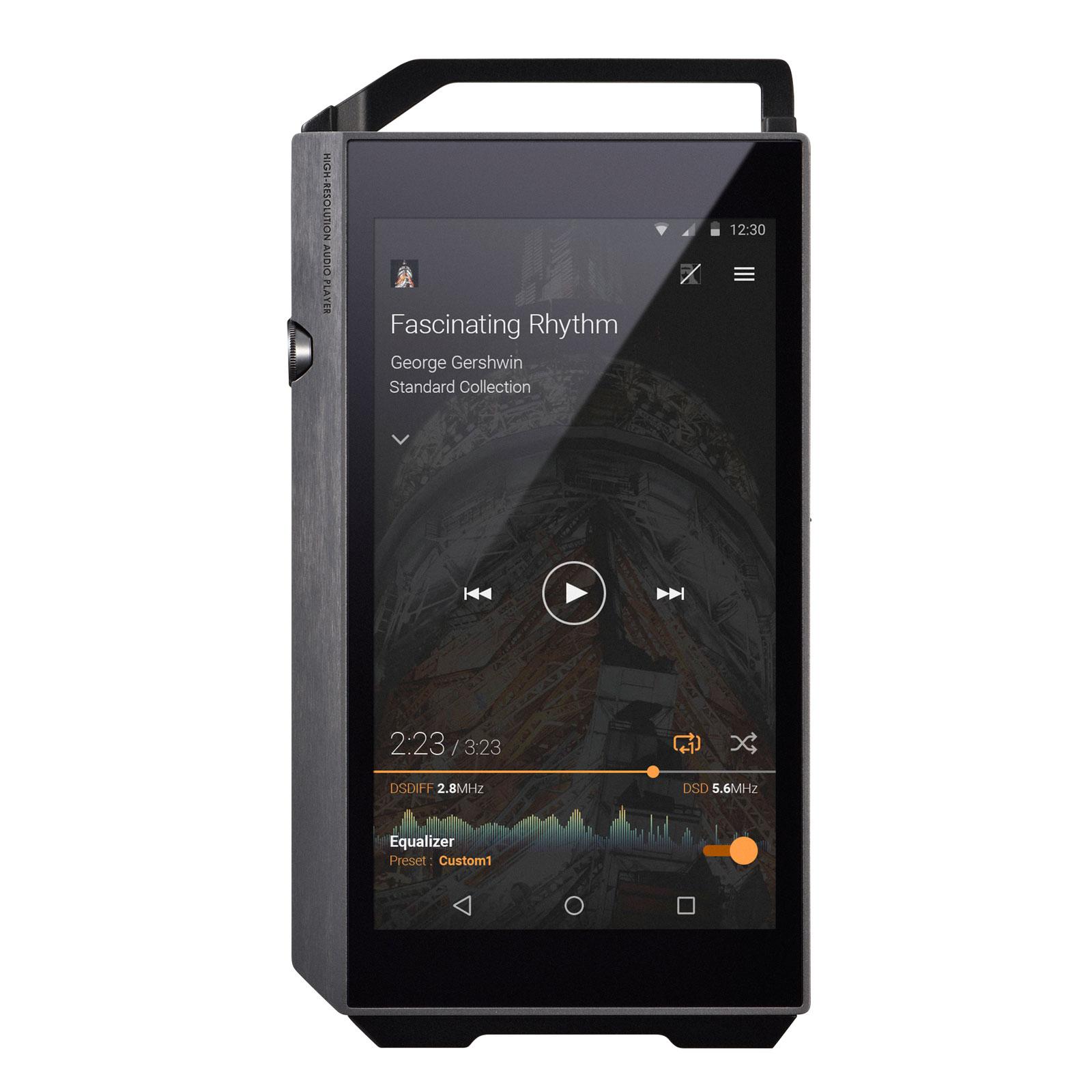 Pioneer XDP-100R Noir - Lecteur MP3 & iPod Pioneer sur