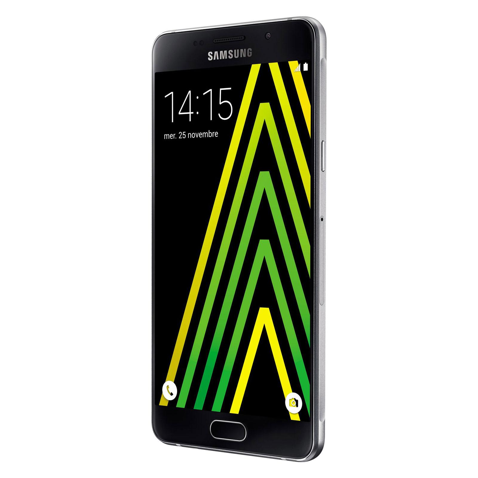 Très Samsung Galaxy A5 2016 Noir - Mobile & smartphone Samsung sur LDLC.com ZO63