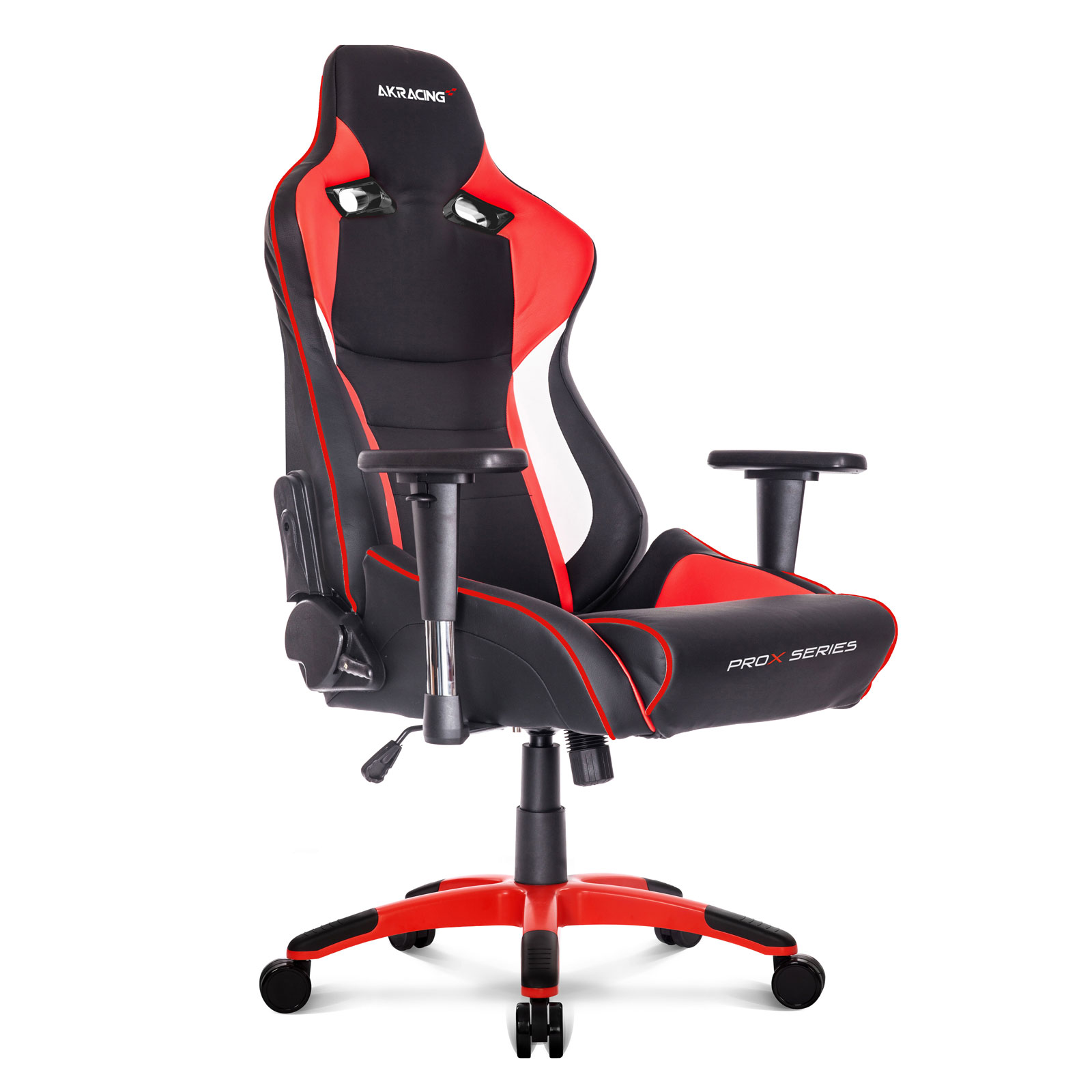 akracing prox gaming chair rouge fauteuil gamer akracing sur. Black Bedroom Furniture Sets. Home Design Ideas