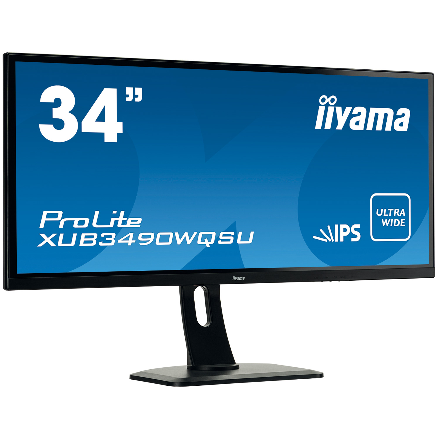 iiyama 34 led prolite xub3490wqsu b1 ecran pc iiyama sur. Black Bedroom Furniture Sets. Home Design Ideas