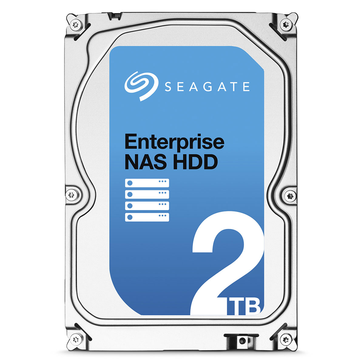 seagate enterprise nas hdd 2 to disque dur interne. Black Bedroom Furniture Sets. Home Design Ideas