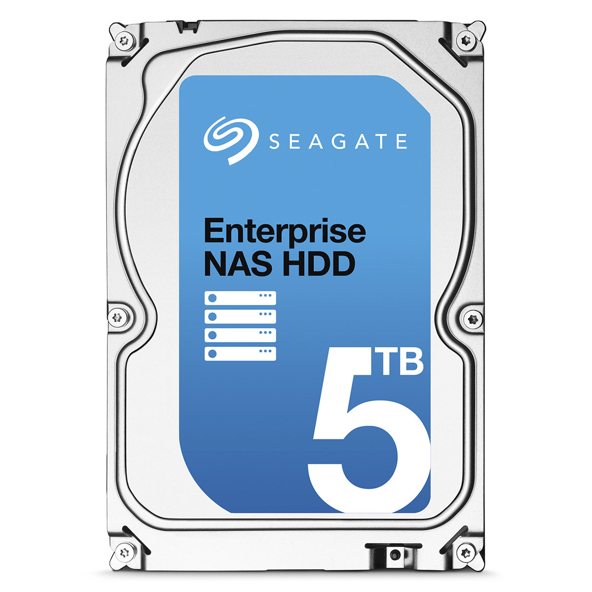 seagate enterprise nas hdd 5 to disque dur interne. Black Bedroom Furniture Sets. Home Design Ideas