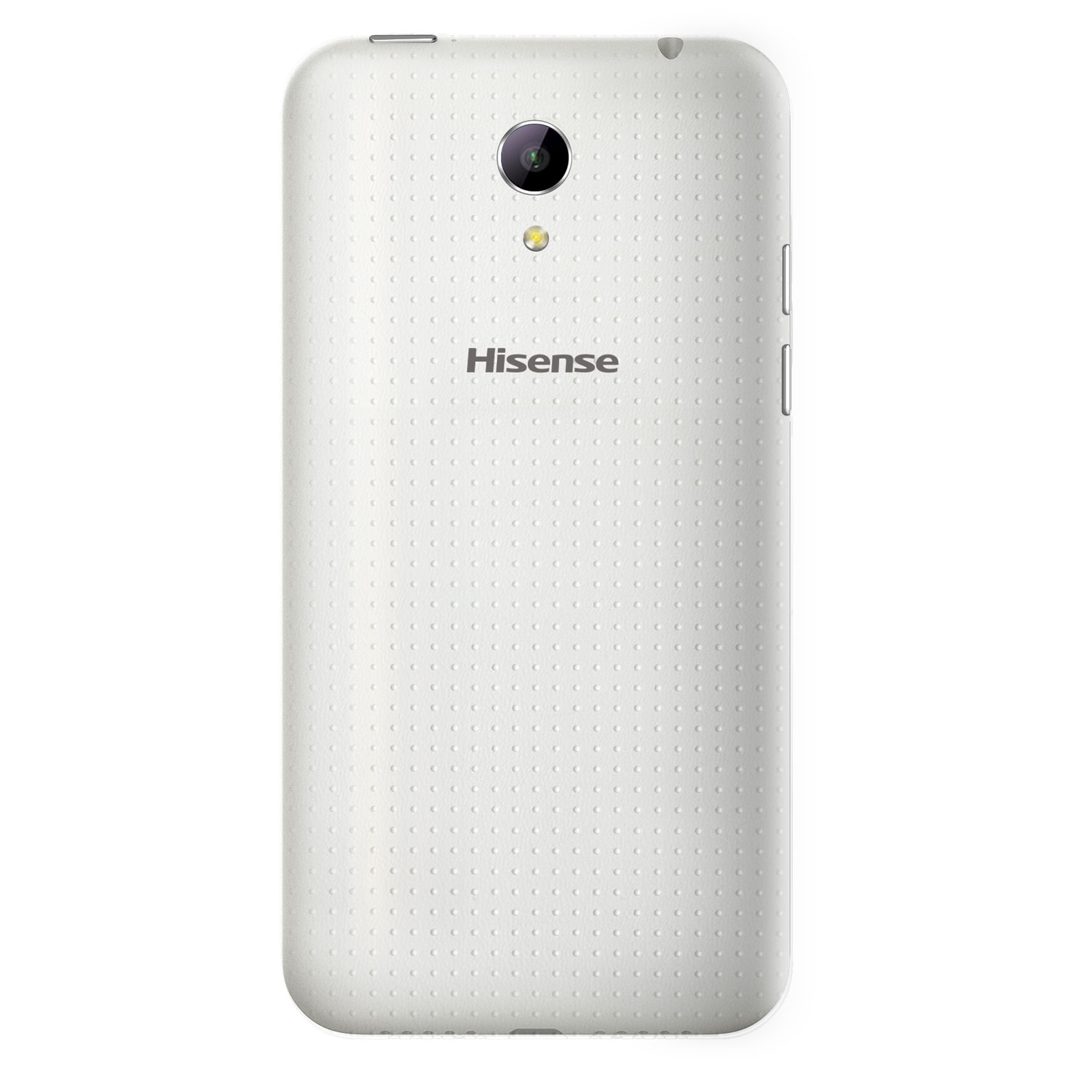 hisense d2 blanc mobile smartphone hisense sur. Black Bedroom Furniture Sets. Home Design Ideas