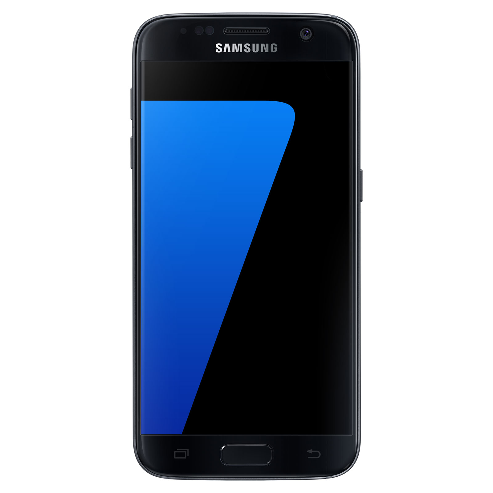 samsung galaxy s7 sm g930f noir 32 go mobile. Black Bedroom Furniture Sets. Home Design Ideas