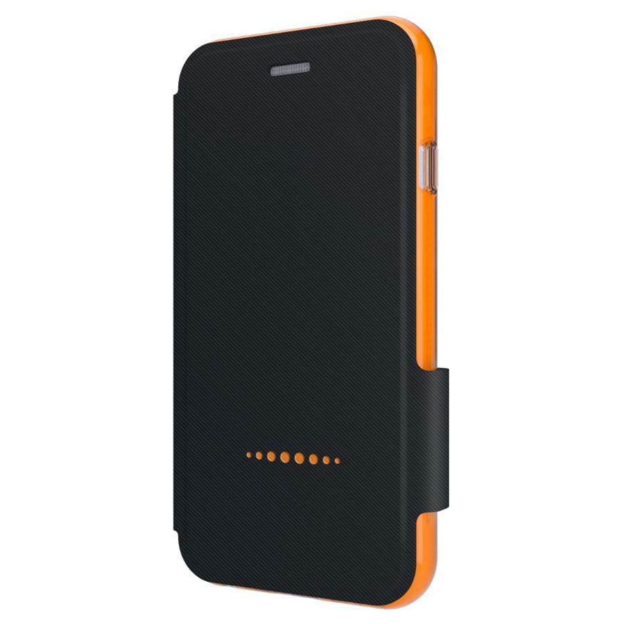 gear4 bookcase noir apple iphone 6 6s etui t l phone. Black Bedroom Furniture Sets. Home Design Ideas