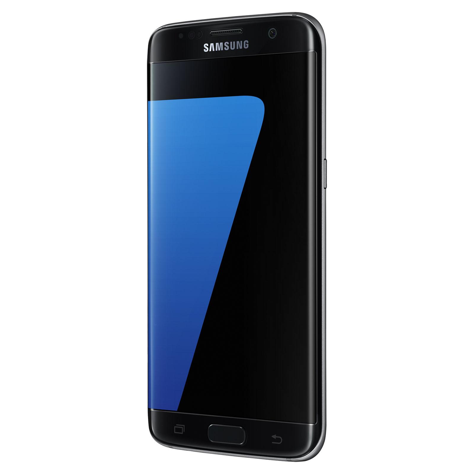 samsung galaxy s7 edge sm g935f noir 32 go mobile smartphone samsung sur. Black Bedroom Furniture Sets. Home Design Ideas