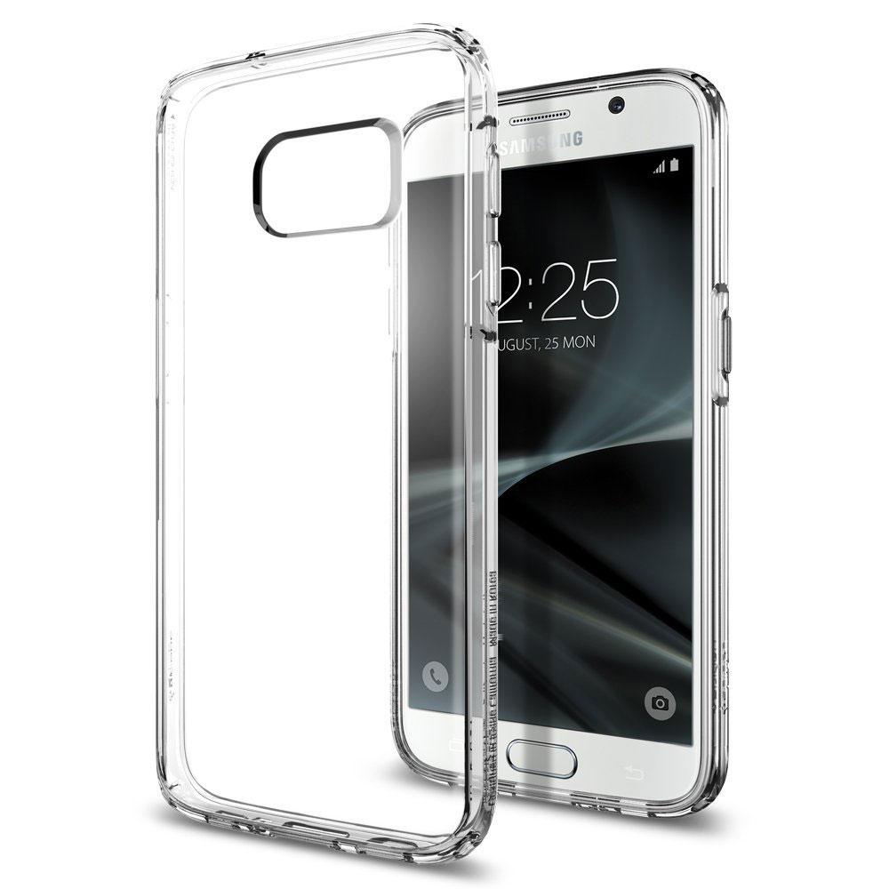 coque galaxy s7 transparente