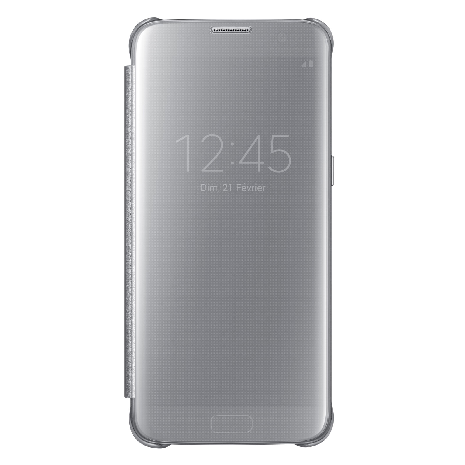 coque samsung s7 clear view