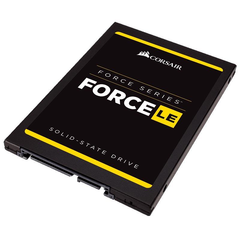 """Disque SSD Corsair Force Series LE 240 Go SSD 240 Go 2.5"""" Serial ATA 6Gb/s - CSSD-F240GBLEB"""