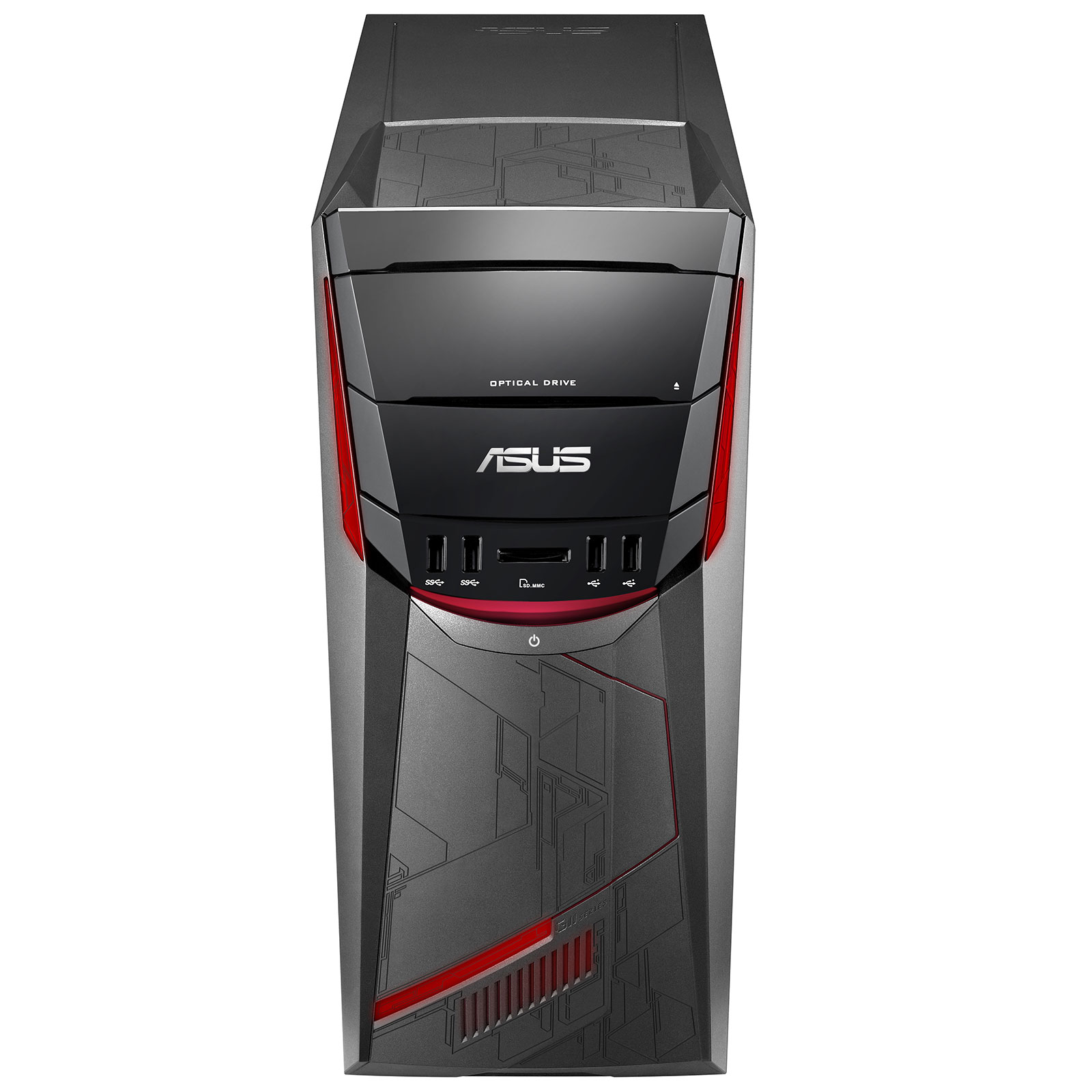 asus g11cb fr008t pc de bureau asus sur. Black Bedroom Furniture Sets. Home Design Ideas