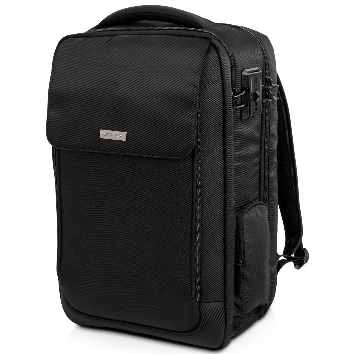 kensington securetrek backpack 17 sac sacoche housse kensington sur. Black Bedroom Furniture Sets. Home Design Ideas